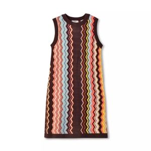 🆕️ NWT Missoni for Target 2019 Zig Zag Dress XL
